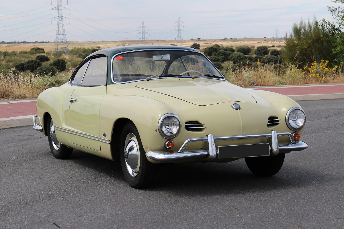 1958 karmann ghia coupe for sale