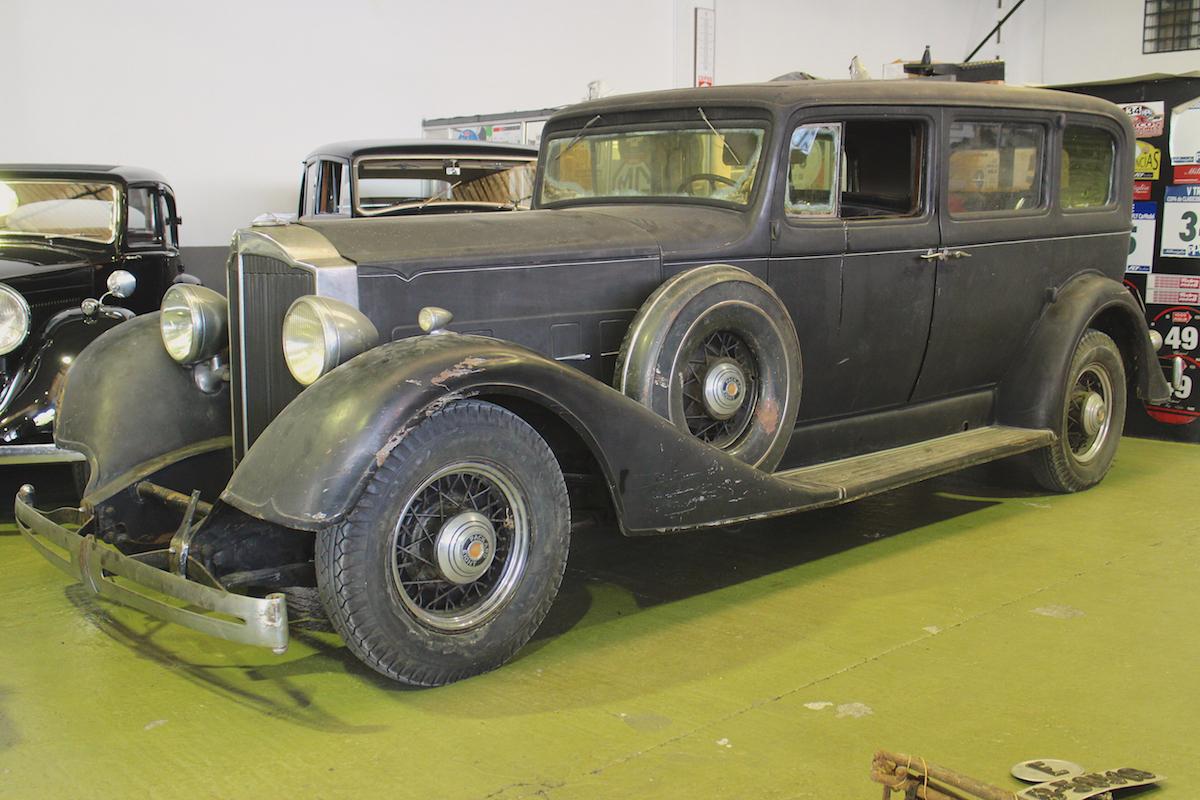 Packard Eight de 1934 en venta