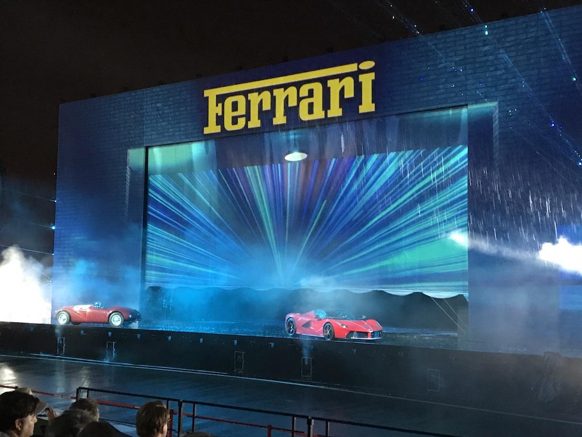 Felicidades Ferrari