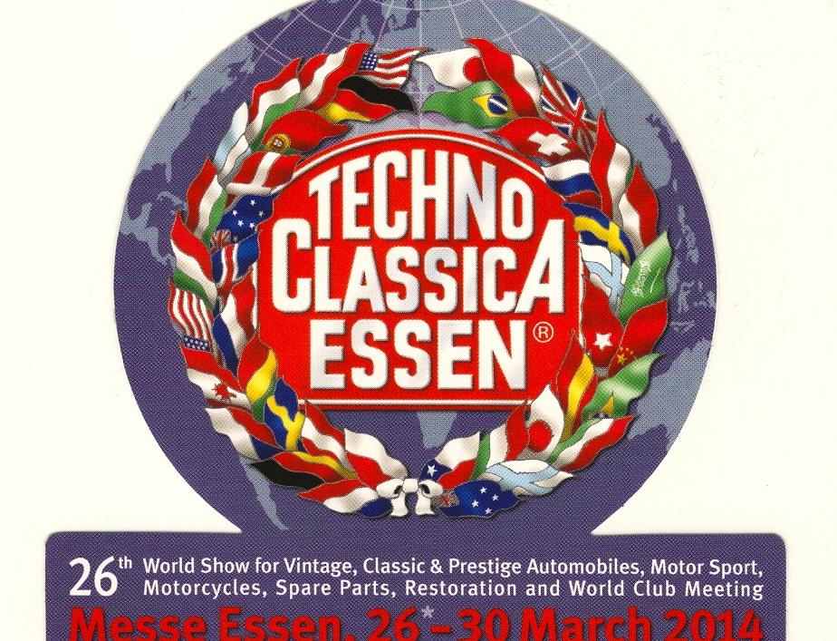 Techno Classica de Essen 2014