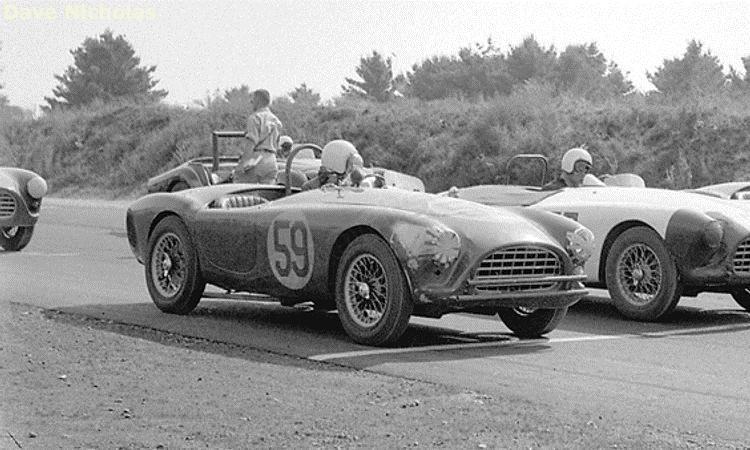 1957 AC Ace Bristol