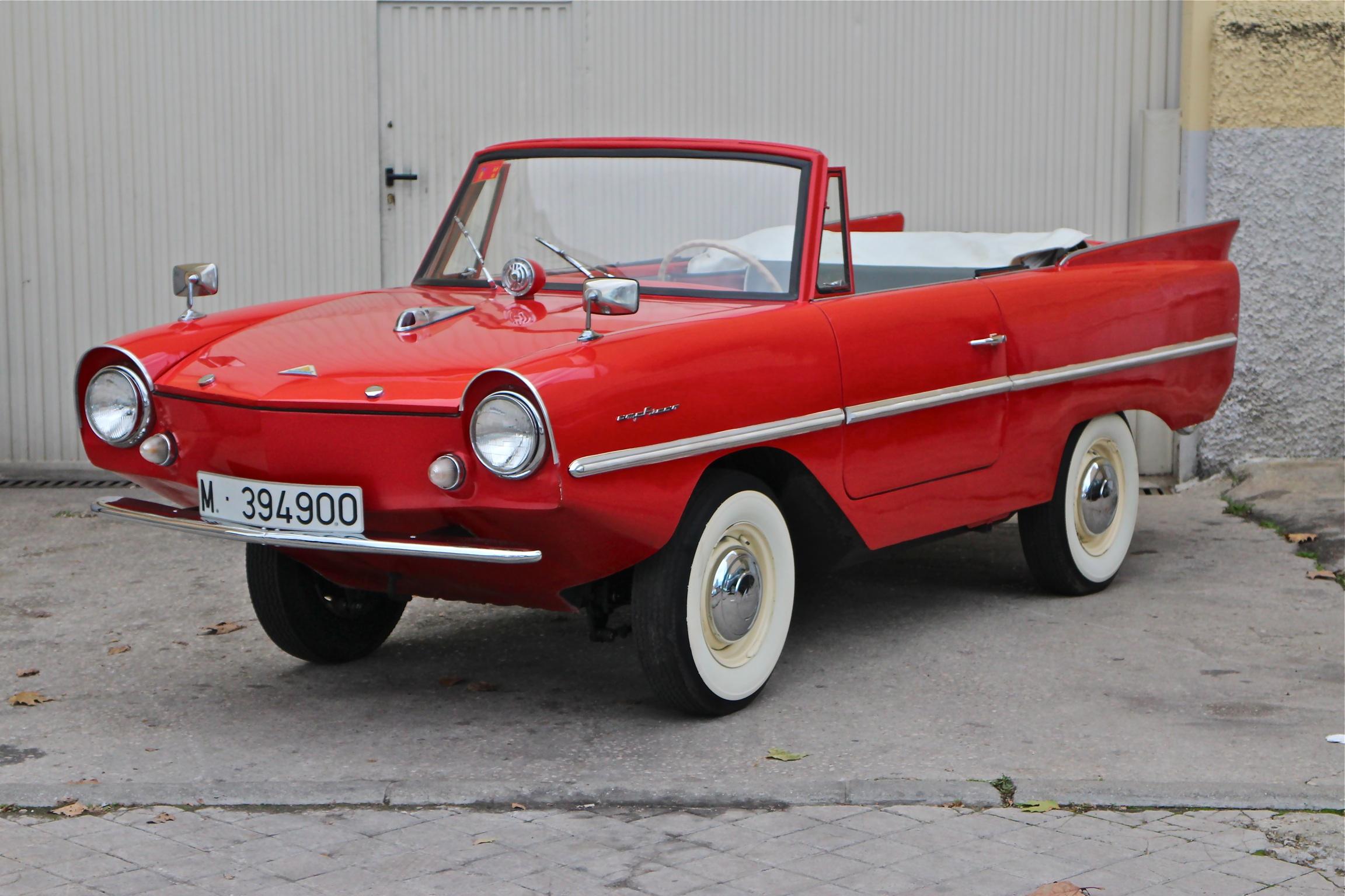 1964 Amphicar for sale