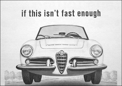 Coming Soon – Alfa Romeo Giulia Spider from 1964 for sale