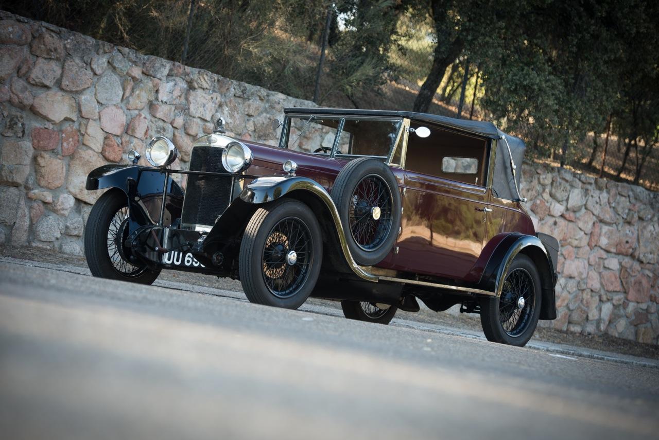 1929 Sunbeam 20.9