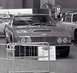 Aston Martin DBS Vantage 1970