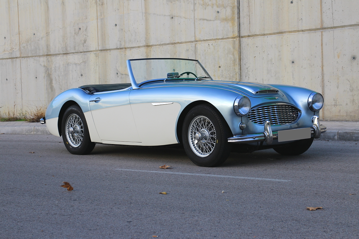 1957 Austin-Healey 100/6 for sale