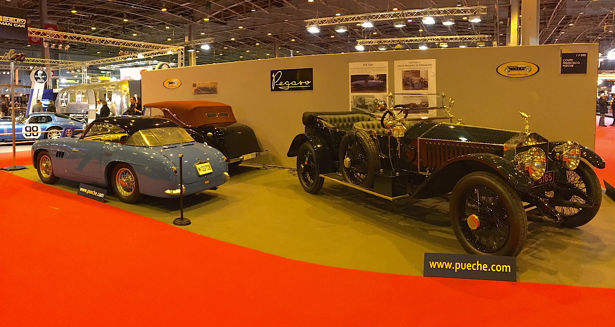 Retromobile Paris 2016