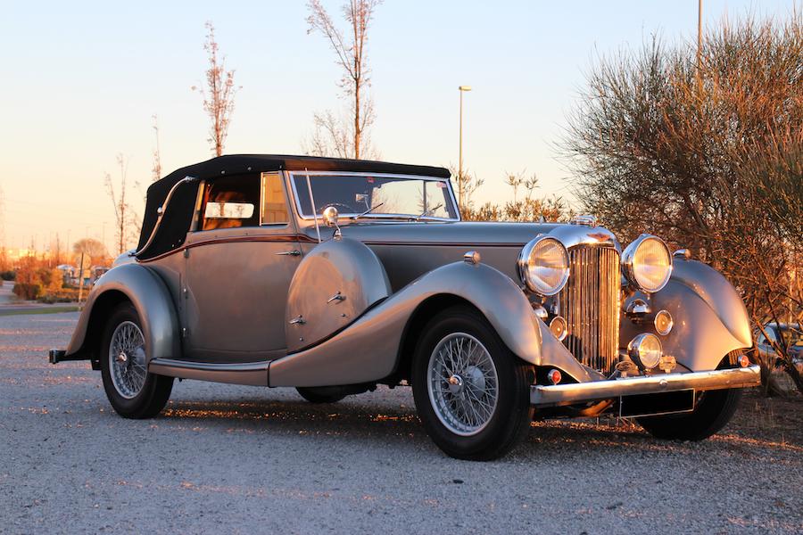 Lagonda LG45 de 1936