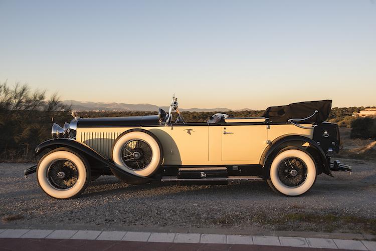 Hispano-Suiza H6b 1927