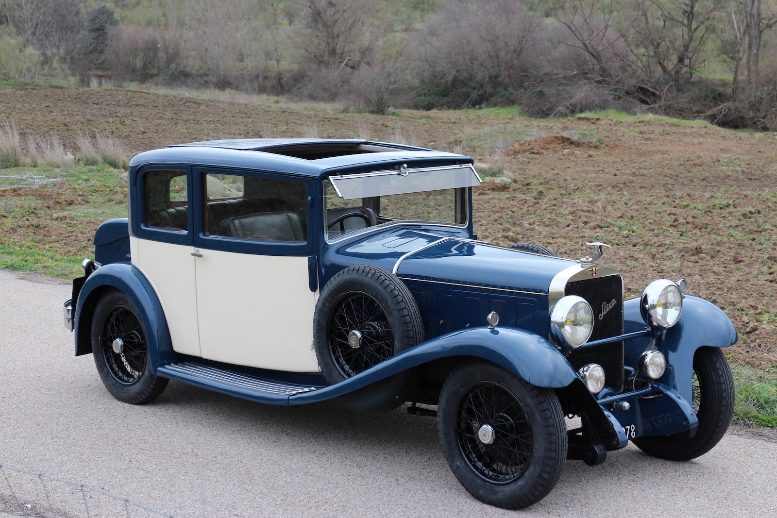 1924 Hispano-Suiza I6 for sale